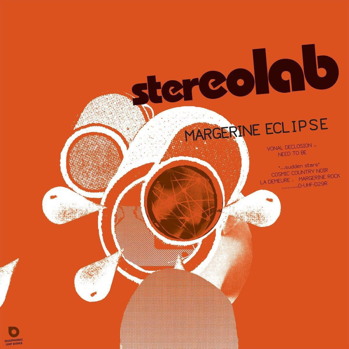 Stereolab album cover image